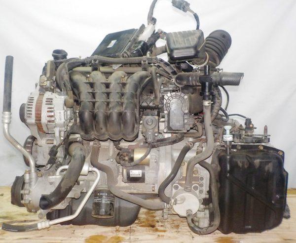 Двигатель Mitsubishi 4A90 - 0009612 CVT F1C1A FF Z21A 98 000 km коса+комп 5