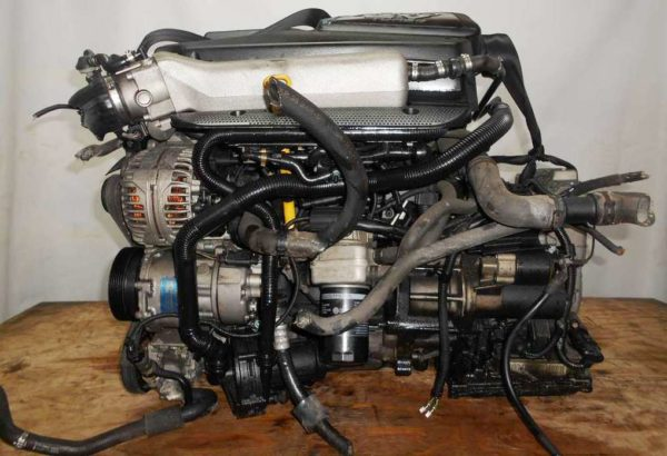 КПП Audi AUQ AT FF A5 1