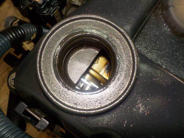 Двигатель Nissan CGA3 - 101339 CVT RE0F21A FF без датчика скорости 8