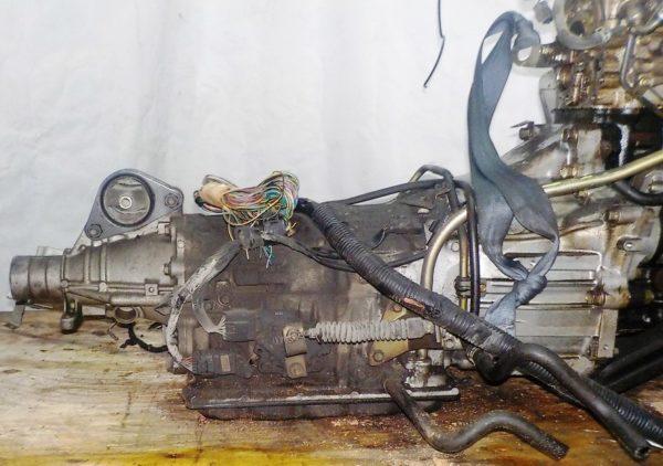 Двигатель Mazda FE - 989417 AT FR SGEW 159 000 km коса+комп 8