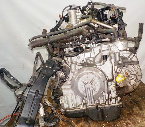 Двигатель Volkswagen BLF - 153563 AT FF коса+комп 7