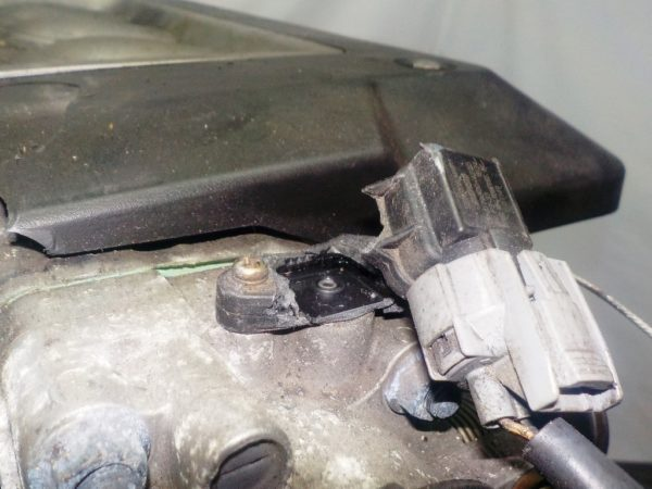 Двигатель Honda J32A - 2001304 AT B7VA UA5 FF, без КПП 6