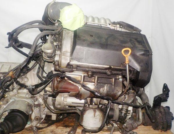 Двигатель Volkswagen AMX - 026299 AT FF коса+комп 7