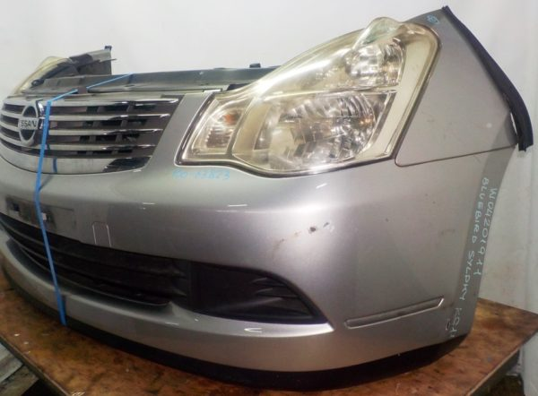 Ноускат Nissan Bluebird Sylphy 11, (1 model) (W04201911), радиатор ZRE152 3