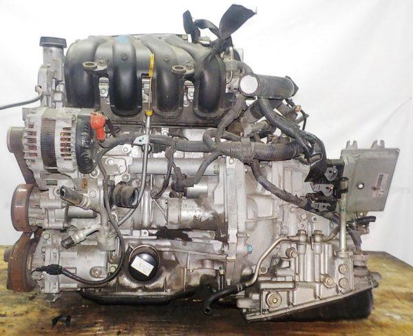 Двигатель Nissan MR18-DE - 057008A CVT RE0F08A FF коса+комп 1