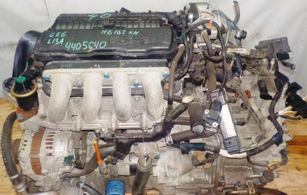 Двигатель Honda L13A - 4405640 CVT SE5A FF GE6 116 162 km коса+комп 2