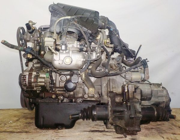 Двигатель Honda D13B - 6070740 AT M7CA FF GA3 4