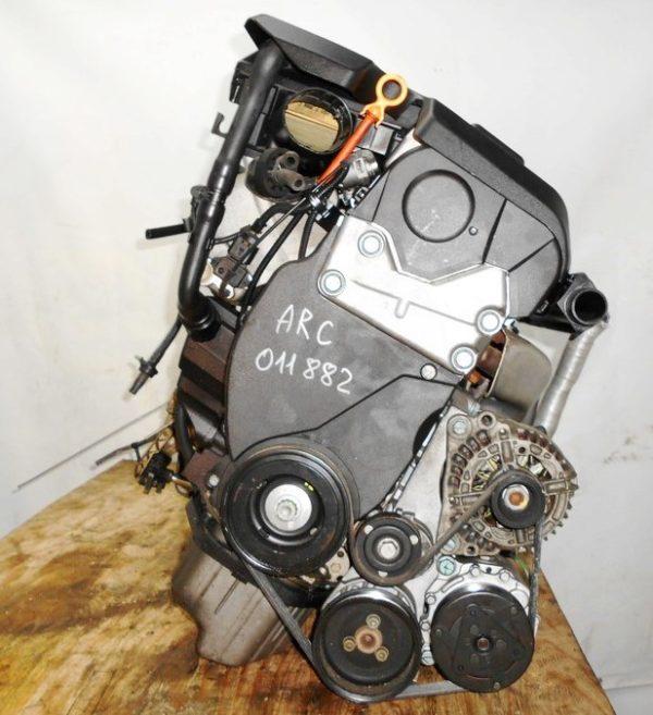 Двигатель Volkswagen ARC - 011882 AT FF Polo 49 000 km 3