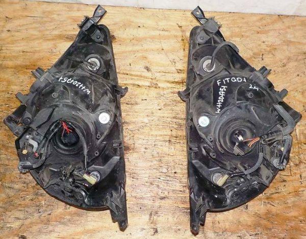 Ноускат Honda Fit GD1, (2 model), без радиатора кондиционера (W11201751) 10