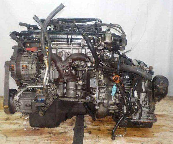 Двигатель Nissan CGA3 - 101339 CVT RE0F21A FF без датчика скорости 1