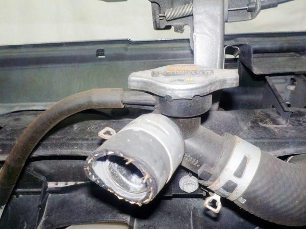 Ноускат Toyota Porte xenon (W05201804) 12