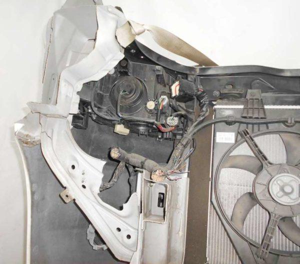 Ноускат Nissan Serena 25, (1 model) (W061933) 8