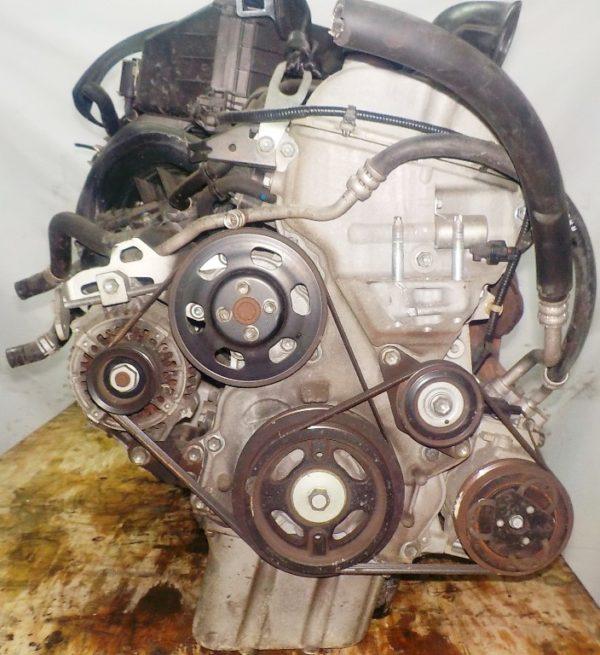 Двигатель Suzuki K12B - 1021011 CVT FF ZC71S 96 527km коса+комп 3
