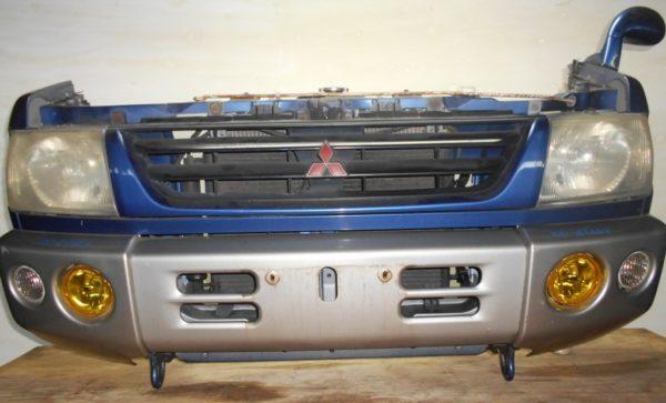 Ноускат Mitsubishi Pajero Mini, (1 model) (W101831) 1