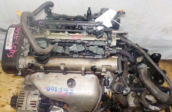 Двигатель Volkswagen BBY - 047597 AT FF 2