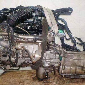 Двигатель Nissan VQ35-DE - 577810A AT FR 4WD Elgrand коса+комп 12