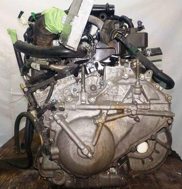 Двигатель Honda K24A - 5123266 AT MFHA FF Odyssey коса+комп 5