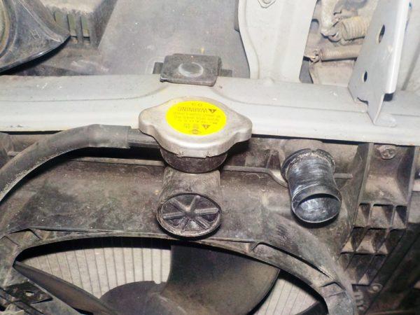 Ноускат Nissan Cube 11, (1 model) (W09201858) 9