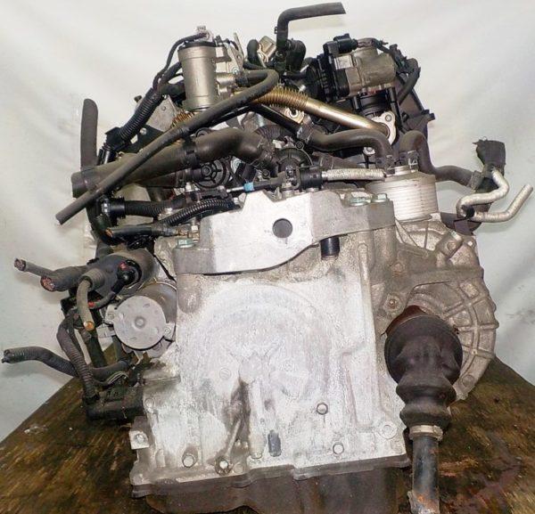 Двигатель Volkswagen BLF - 100035 AT FF 5
