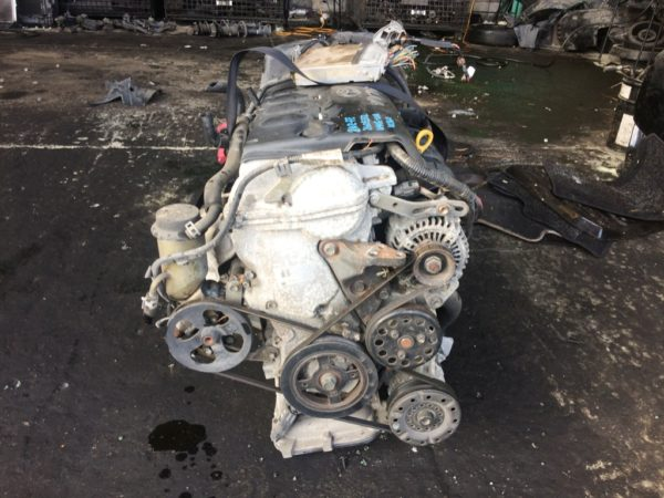 Двигатель Toyota 2NZ-FE - 2605312 AT U441E-01A FF NCP60 154 000 km коса+комп 4