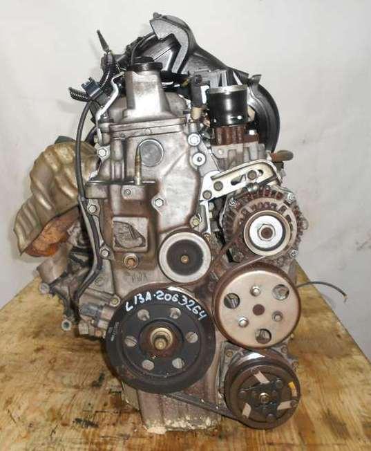 КПП Honda L13A CVT SWRA FF GD1 3