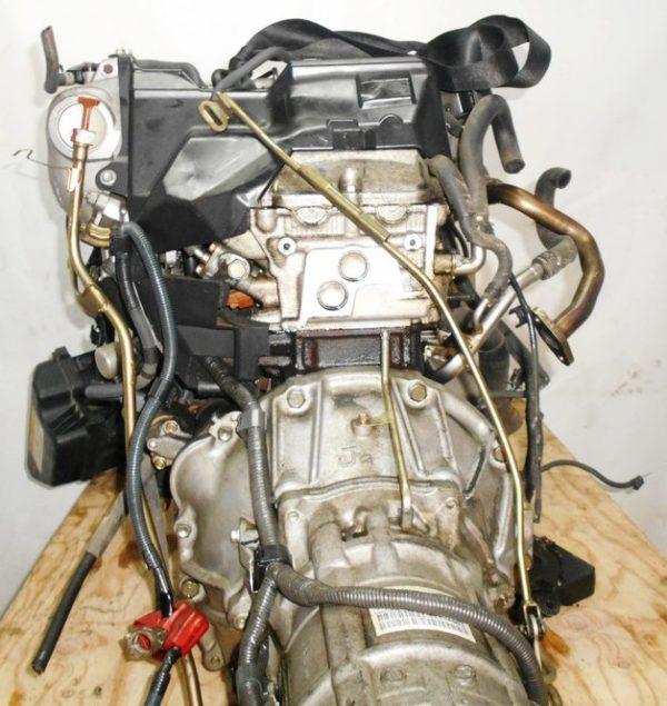 Двигатель Toyota 2JZ-FSE - 0753420 AT 35-50LS A650E-A02A FR JZS177 119 000 km коса+комп, нет выпускного коллектора 7