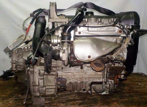 КПП Volvo B5234T3 AT FF 4