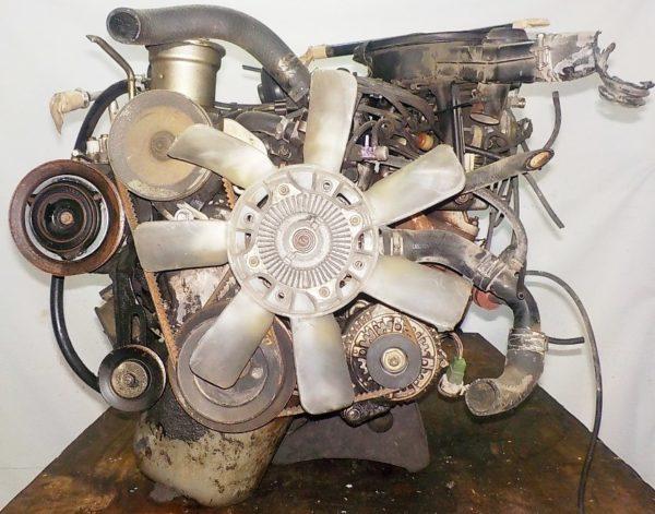 Двигатель Toyota 7K - 0223811 5MT FR carburator 1