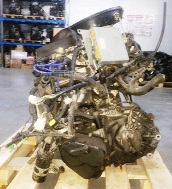 Двигатель Mazda B6 - 427806 MT FF GV6V 73 000 km 6