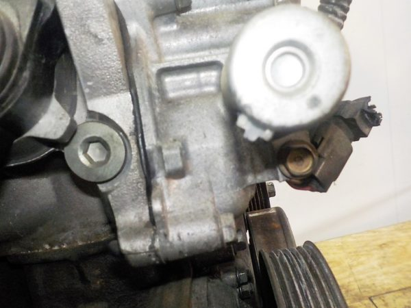 Двигатель Toyota 2SZ-FE - 1493680 CVT K410 FF коса+комп 4
