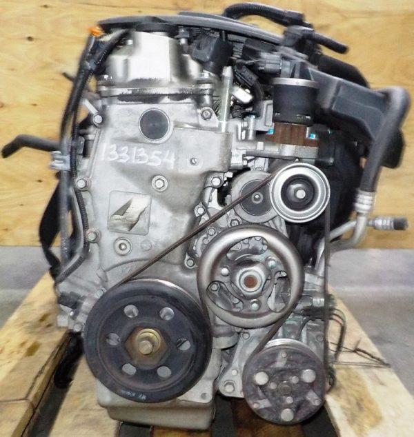 Двигатель Honda LDA - 1331354 CVT SPSA FF FD3 коса+комп, без КПП 1