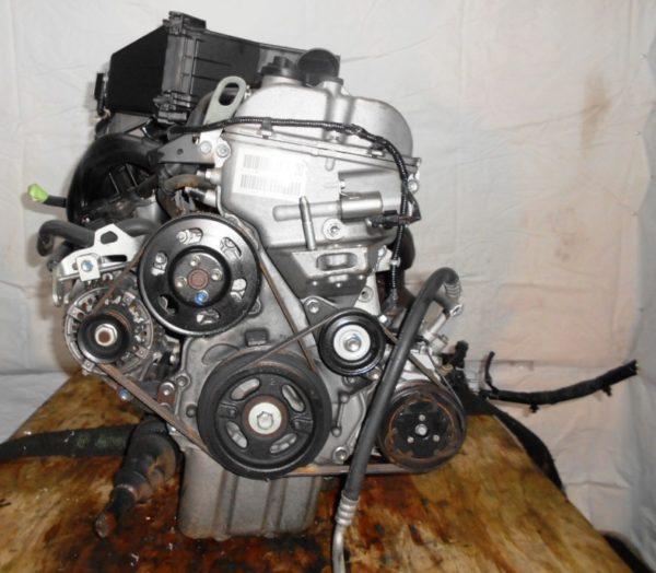 Двигатель Suzuki K12B - 1124077 CVT FF ZC71S коса+комп 6