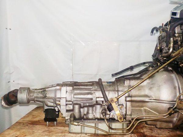 Двигатель Toyota 1G-FE - 6976934 AT 03-70LS 35000-2C400 FR BEAMS коса+комп 7