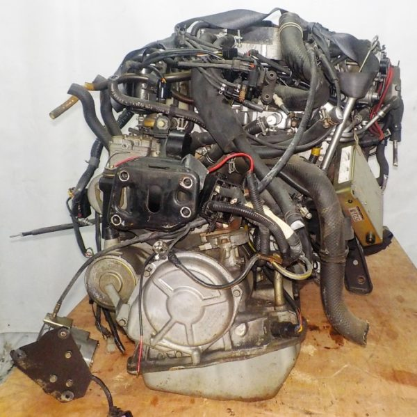 Двигатель Mitsubishi 6G71 - SA2242 AT FF S11A 87 097 km комп 5