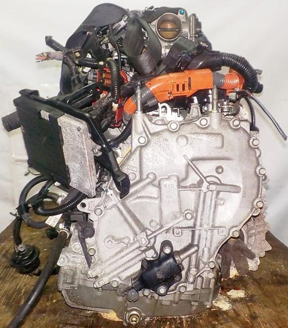 Двигатель Honda LDA - 5214840 CVT SE7A FF GP1 коса+комп 6