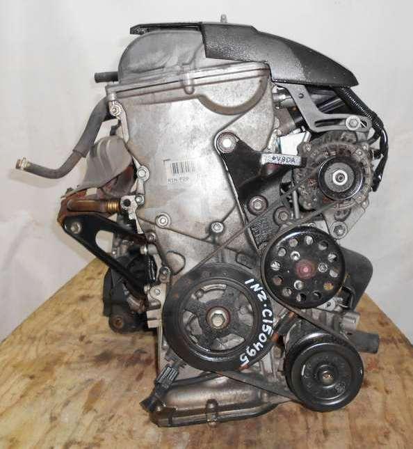Двигатель Toyota 1NZ-FE - C150495 CVT K210-02A FF NCP100 126 000 km коса+комп 3