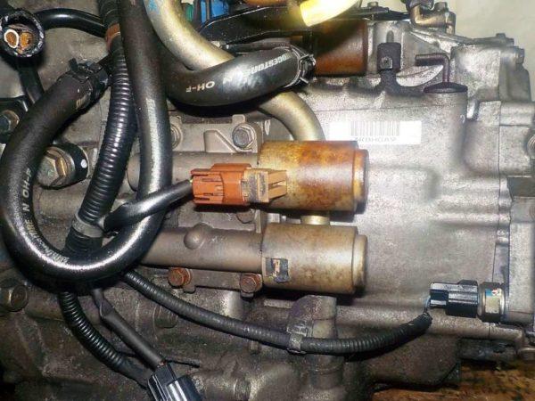 КПП Honda K24A AT MGTA FF Accord 3
