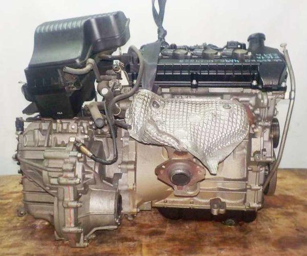 Двигатель Mitsubishi 4A90 - 0064824 CVT F1C1A FF Z21A 66 833 km коса+комп 4