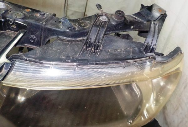 Ноускат Toyota bB 20 2005-2010 y. xenon (W02201801) 10