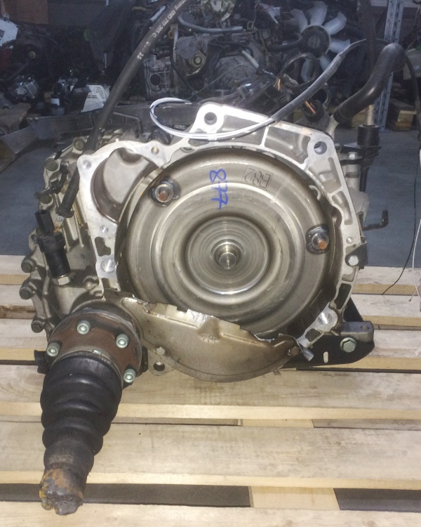 АКПП Volkswagen BBY AT FF (877) 1
