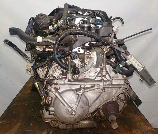 Двигатель Honda K24A - 5075993 AT MFHA FF RB1 коса+комп 8