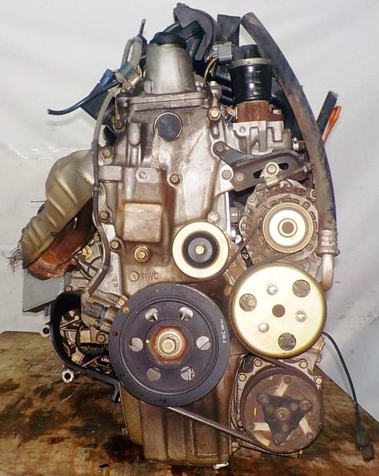 Двигатель Honda L15A - 3039338 CVT SFBA FF GK1 коса+комп 6
