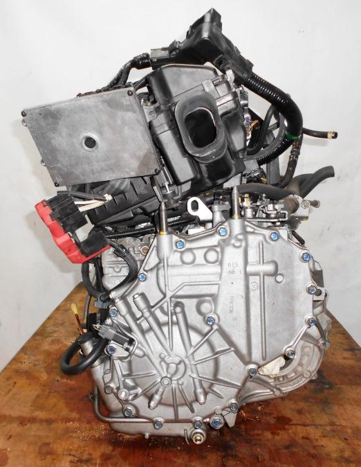 Двигатель Honda L13A - 4047325 CVT SE5A FF GE6 118 000 km коса+комп 5