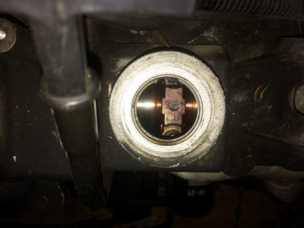 КПП Mazda GY AT FF LW5W 7
