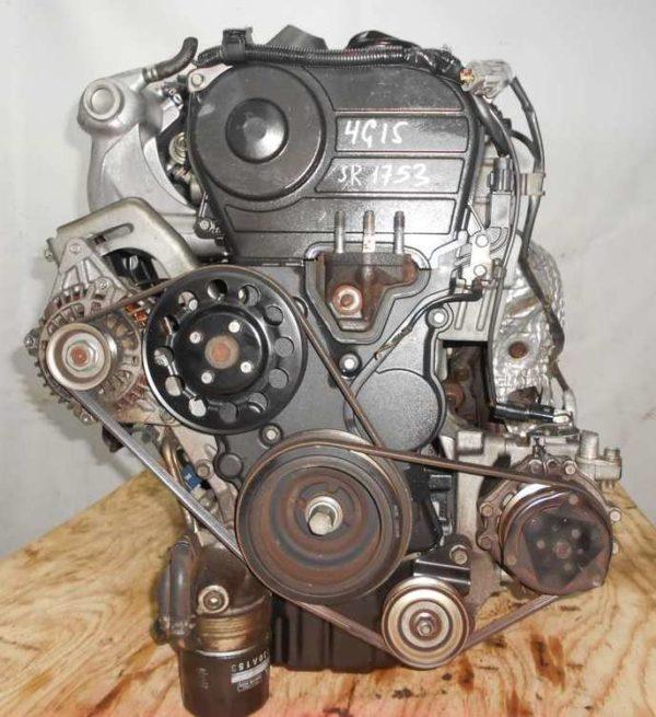 Двигатель Mitsubishi 4G15 - JR1753 CVT F1C1A FF Z27A 128 000 km 4