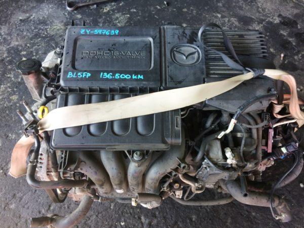 КПП Mazda ZY CVT FF BL5FP 2