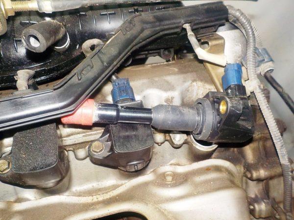 КПП Honda L15A AT FF 9