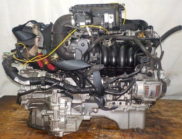 КПП Suzuki K12B AT FF ZC71S 4