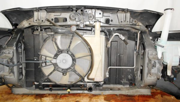 Ноускат Toyota Vitz 90, (1 model) (M1901068) 6