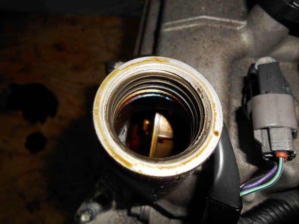 КПП Mazda ZJ CVT FF DE3FS 6